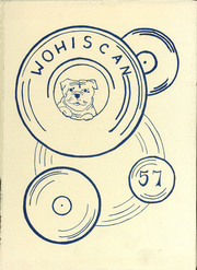 1957 Edition, Woodburn High School - Wohiscan Yearbook (Woodburn, OR)