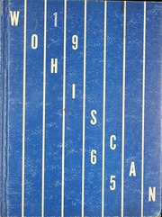 1965 Edition, Woodburn High School - Wohiscan Yearbook (Woodburn, OR)