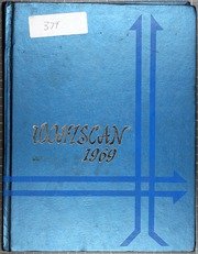 1969 Edition, Woodburn High School - Wohiscan Yearbook (Woodburn, OR)