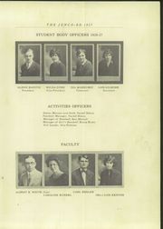 Page 11, 1927 Edition, Junction City High School - Junco Ed Yearbook (Junction City, OR) online yearbook collection