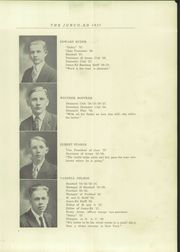 Page 13, 1927 Edition, Junction City High School - Junco Ed Yearbook (Junction City, OR) online yearbook collection