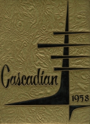 Page 1, 1958 Edition, Cascade Union High School - Cascadian Yearbook (Turner, OR) online yearbook collection