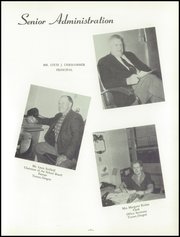 Page 11, 1958 Edition, Cascade Union High School - Cascadian Yearbook (Turner, OR) online yearbook collection