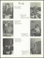 Page 15, 1958 Edition, Cascade Union High School - Cascadian Yearbook (Turner, OR) online yearbook collection