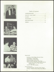 Page 9, 1958 Edition, Cascade Union High School - Cascadian Yearbook (Turner, OR) online yearbook collection
