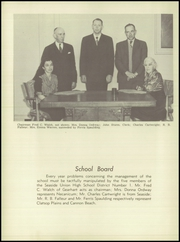 Page 14, 1951 Edition, Seaside High School - Sea Breeze Yearbook (Seaside, OR) online yearbook collection