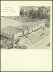 Page 3, 1953 Edition, Seaside High School - Sea Breeze Yearbook (Seaside, OR) online yearbook collection