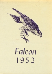 Page 1, 1952 Edition, Elmira High School - Falcon Yearbook (Elmira, OR) online yearbook collection