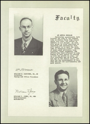Page 13, 1952 Edition, Elmira High School - Falcon Yearbook (Elmira, OR) online yearbook collection