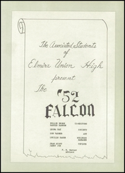 Page 7, 1952 Edition, Elmira High School - Falcon Yearbook (Elmira, OR) online yearbook collection