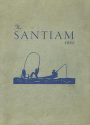 Stayton High School - Santiam Yearbook (Stayton, OR) online yearbook collection, 1951 Edition, Page 1