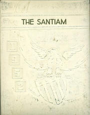 Stayton High School - Santiam Yearbook (Stayton, OR) online yearbook collection, 1952 Edition, Page 1