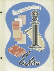 Page 3, 1952 Edition, Stayton High School - Santiam Yearbook (Stayton, OR) online yearbook collection