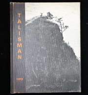 1972 Edition, Taft High School - Talisman Yearbook (Lincoln City, OR)