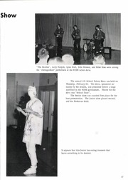 Page 21, 1964 Edition, Reedsport High School - Chieftain Yearbook (Reedsport, OR) online yearbook collection