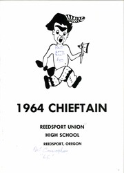 Page 5, 1964 Edition, Reedsport High School - Chieftain Yearbook (Reedsport, OR) online yearbook collection