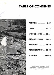 Page 7, 1964 Edition, Reedsport High School - Chieftain Yearbook (Reedsport, OR) online yearbook collection