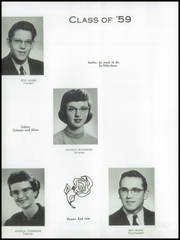Page 14, 1959 Edition, Lakeview High School - Sagebrush Echo Yearbook (Lakeview, OR) online yearbook collection