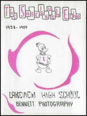 Page 3, 1959 Edition, Lakeview High School - Sagebrush Echo Yearbook (Lakeview, OR) online yearbook collection