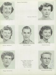 Illinois Valley High School - Trailblazer Yearbook (Cave Junction, OR) online yearbook collection, 1955 Edition, Page 34