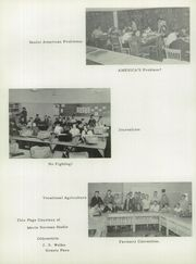 Illinois Valley High School - Trailblazer Yearbook (Cave Junction, OR) online yearbook collection, 1955 Edition, Page 42
