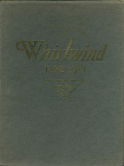 Page 1, 1921 Edition, Albany Union High School - Whirlwind Yearbook (Albany, OR) online yearbook collection
