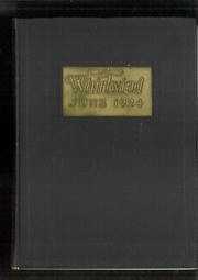 Albany Union High School - Whirlwind Yearbook (Albany, OR) online yearbook collection, 1924 Edition, Page 1