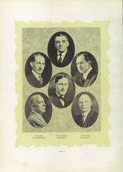 Page 12, 1925 Edition, Albany Union High School - Whirlwind Yearbook (Albany, OR) online yearbook collection