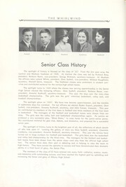 Page 16, 1932 Edition, Albany Union High School - Whirlwind Yearbook (Albany, OR) online yearbook collection