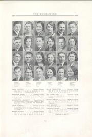 Page 17, 1932 Edition, Albany Union High School - Whirlwind Yearbook (Albany, OR) online yearbook collection