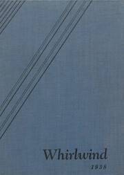 1938 Edition, Albany Union High School - Whirlwind Yearbook (Albany, OR)
