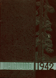 1942 Edition, Albany Union High School - Whirlwind Yearbook (Albany, OR)