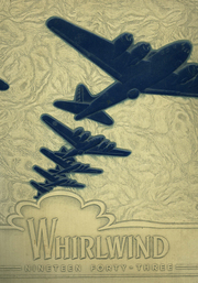 1943 Edition, Albany Union High School - Whirlwind Yearbook (Albany, OR)