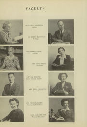 Page 16, 1946 Edition, Albany Union High School - Whirlwind Yearbook (Albany, OR) online yearbook collection