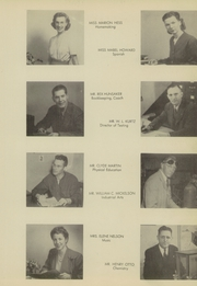 Page 17, 1946 Edition, Albany Union High School - Whirlwind Yearbook (Albany, OR) online yearbook collection