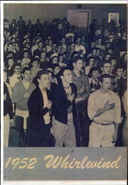 1952 Edition, Albany Union High School - Whirlwind Yearbook (Albany, OR)