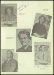 Page 13, 1953 Edition, Albany Union High School - Whirlwind Yearbook (Albany, OR) online yearbook collection