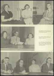 Page 16, 1953 Edition, Albany Union High School - Whirlwind Yearbook (Albany, OR) online yearbook collection