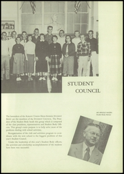 Page 17, 1953 Edition, Albany Union High School - Whirlwind Yearbook (Albany, OR) online yearbook collection