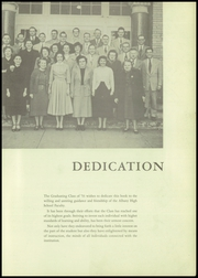 Page 5, 1953 Edition, Albany Union High School - Whirlwind Yearbook (Albany, OR) online yearbook collection