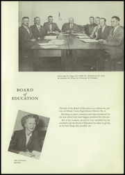 Page 9, 1953 Edition, Albany Union High School - Whirlwind Yearbook (Albany, OR) online yearbook collection