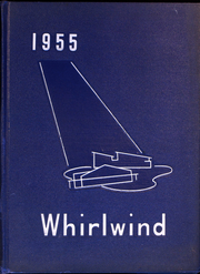 1955 Edition, Albany Union High School - Whirlwind Yearbook (Albany, OR)