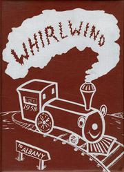 1958 Edition, Albany Union High School - Whirlwind Yearbook (Albany, OR)