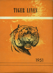 Page 1, 1951 Edition, Yamhill Carlton High School - Tiger Lines Yearbook (Yamhill, OR) online yearbook collection