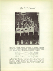 Page 13, 1951 Edition, Yamhill Carlton High School - Tiger Lines Yearbook (Yamhill, OR) online yearbook collection