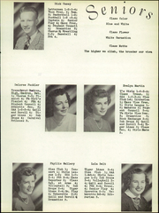 Page 17, 1951 Edition, Yamhill Carlton High School - Tiger Lines Yearbook (Yamhill, OR) online yearbook collection