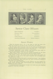 Page 13, 1930 Edition, Clatskanie High School - Tiger Yearbook (Clatskanie, OR) online yearbook collection