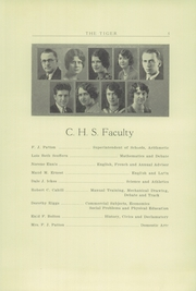 Page 9, 1930 Edition, Clatskanie High School - Tiger Yearbook (Clatskanie, OR) online yearbook collection
