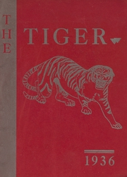1936 Edition, Clatskanie High School - Tiger Yearbook (Clatskanie, OR)