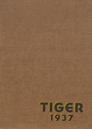 Page 1, 1937 Edition, Clatskanie High School - Tiger Yearbook (Clatskanie, OR) online yearbook collection